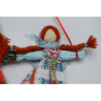 Славянская кукла - Свадебная
