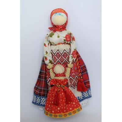 Славянская кукла - Ведучка
