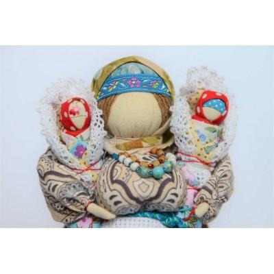 Славянская кукла - Мамушка