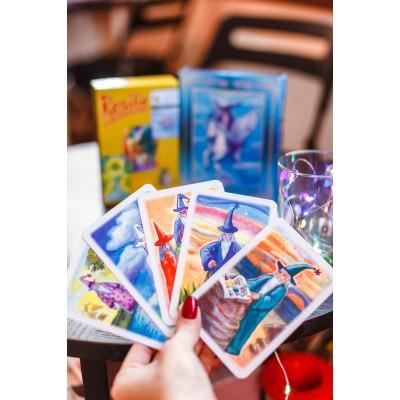 Семинар «Метафорические карты и личная эффективность»
