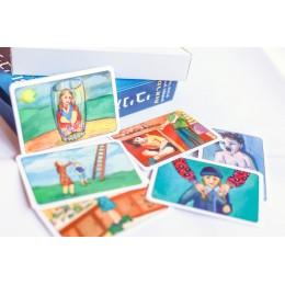 Семинар «Метафорические карты в работе с детьми и родителями»