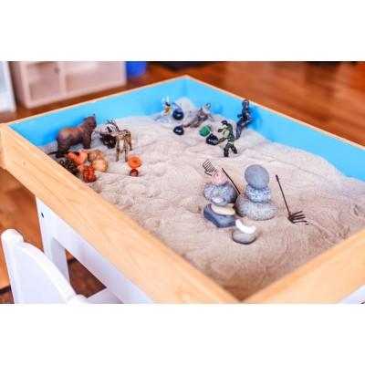 Песочная терапия в работе с детьми. Глубинная игра